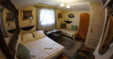 Pokój w hotelu Florian w Krakowie