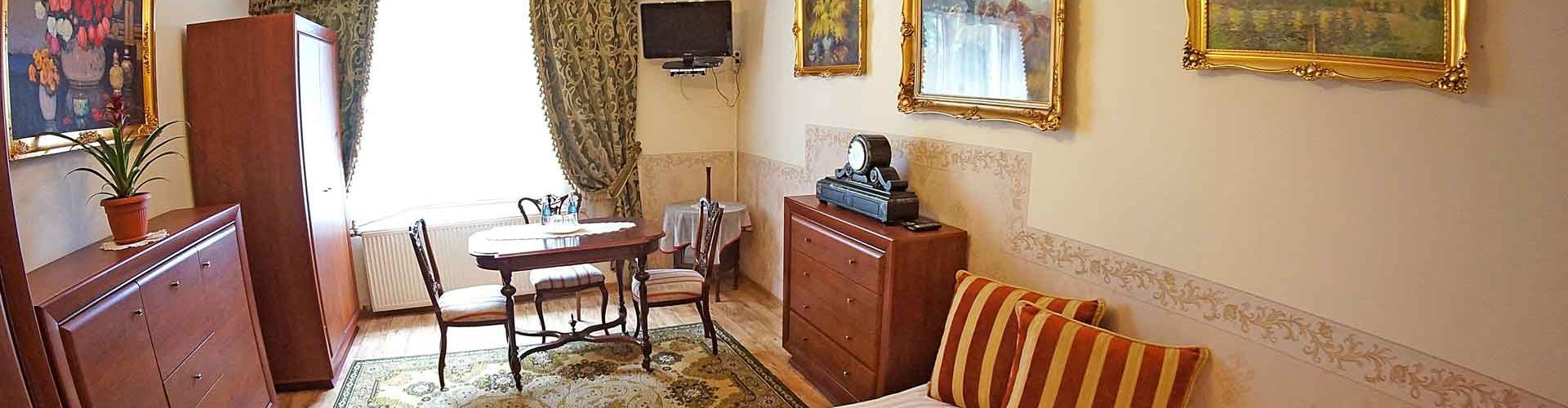 hotele w krakowie florian
