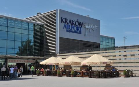 port lotniczy Kraków Balice